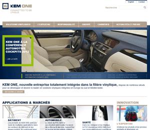 capture d'écran du site kemone.com